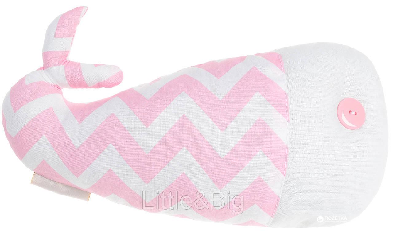 Подушка декоративная Кит 27х15 Pink LC