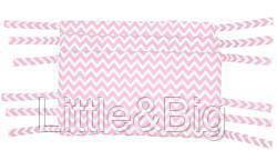 Защитные бортики для детской кроватки  Pink LC