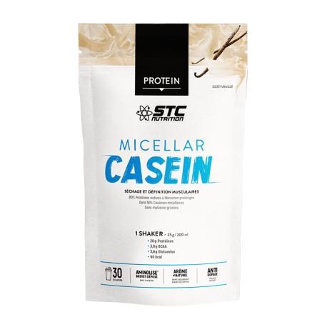 Мицеллярный Казеин Ваниль STC  Nutrition,750 г