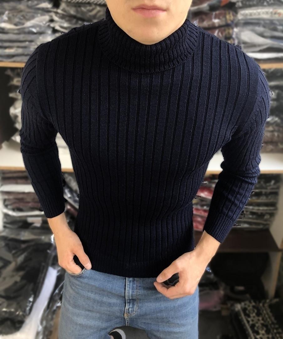 Стильний класичний светр