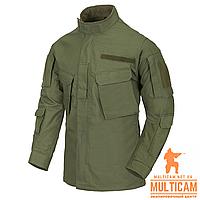 Китель Helikon-Tex® CPU® Shirt - PolyCotton Ripstop - Olive Green, фото 1