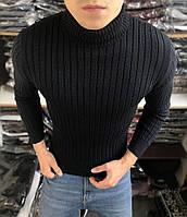 Стильный классический свитер