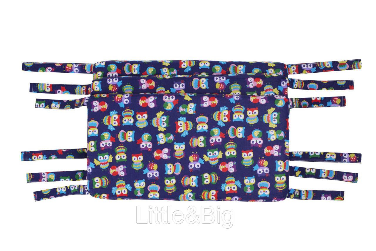 Защитные бортики для детской кроватки  Лулу