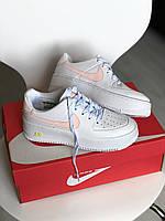 ✔️ Кроссовки женские Nike Air Force 1 Low Reflective White/Найк Аир Форс Низкие