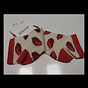 Шкарпетки жіночі полунички. ТМ Steven. Польща. 38-40, фото 2