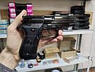 Стартовый пистолет Ekol P-29 Rev II (Black), фото 3