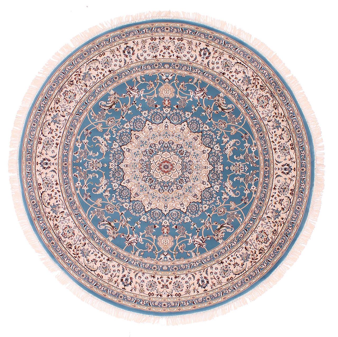 Коврик восточная классика ESFEHAN 4878A 1,2Х1,7 ЗЕЛЕНЫЙ прямоугольник