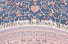 Коврик восточная классика ESFEHAN 4878A 1,2Х1,7 ЗЕЛЕНЫЙ прямоугольник, фото 7