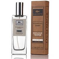 Lacoste Essential Sport EDP 70ml TESTER (парфюмированная вода Лакоста Эссеншиал Спорт тестер)