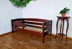 """Детская деревянная кровать с бортиком """"Таисия"""" от производителя, фото 2"""