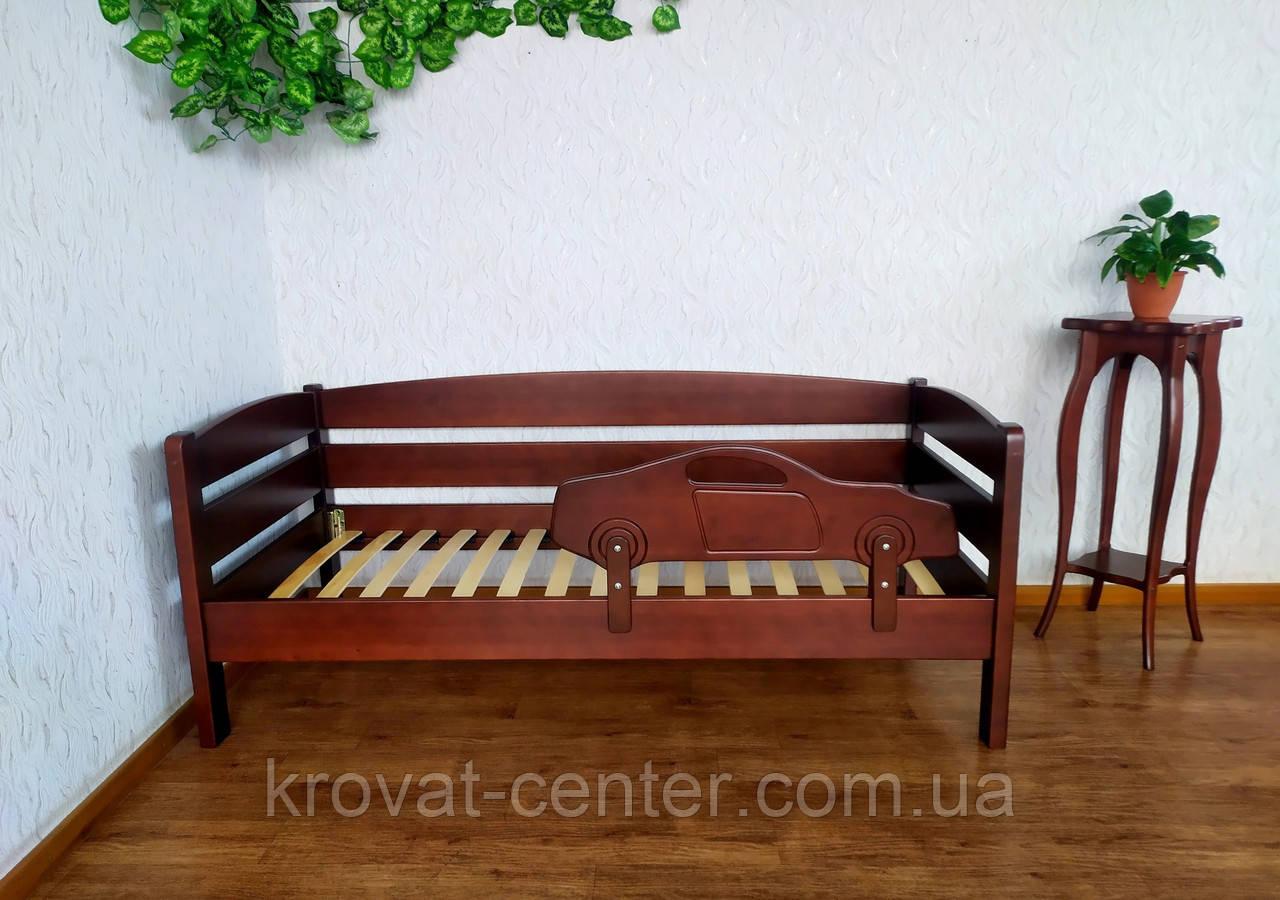 """Детская деревянная кровать с бортиком """"Таисия"""" от производителя"""