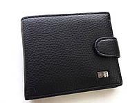 Мужское портмоне с искусственной кожи Balisa W52-208-1 черный Купить портмоне оптом недорого Одесса 7 км