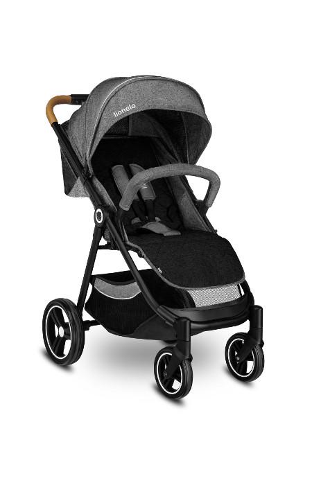 Прогулочная коляска для ребенка с москитной сеткой Lionelo Natt