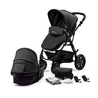 Модная детская коляска 2 в 1 с усиленной амортизацией Kinderkraft Moov