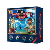 Настольная  игра Сокровища старого пирата (115-10812794)