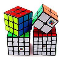Набор черных кубов MoYu Cubing Classroom (krut_0569)