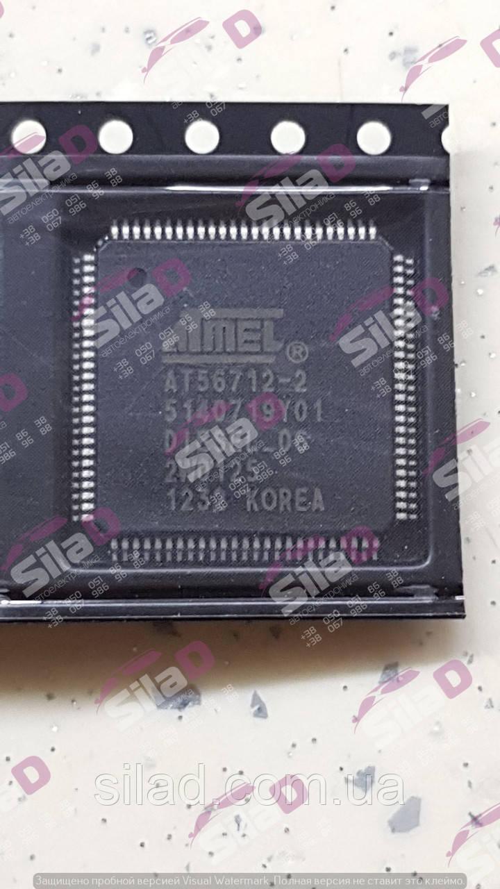 Микросхема Atmel AT56712-2 корпус TQFP100