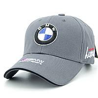 Кепка BMW А179 Серая