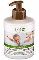 Детское крем-мыло 0+ baby cream-soap Ecolab, 300 мл
