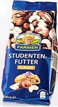 Смесь  орехов и сухофруктов Studentenfutter Classic Farmer  , 200 гр
