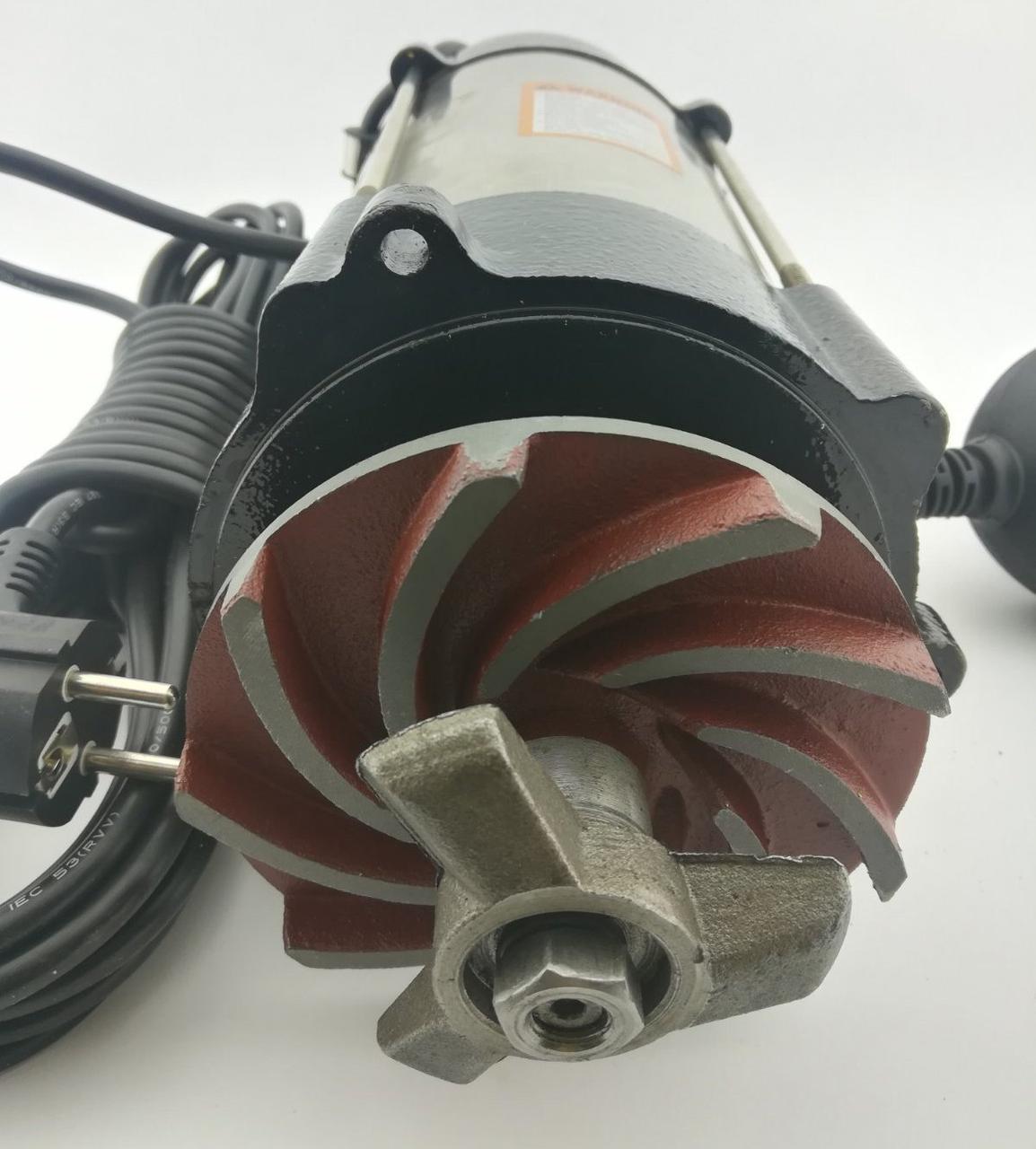 Насос погружной фекальный LWK-1,1F