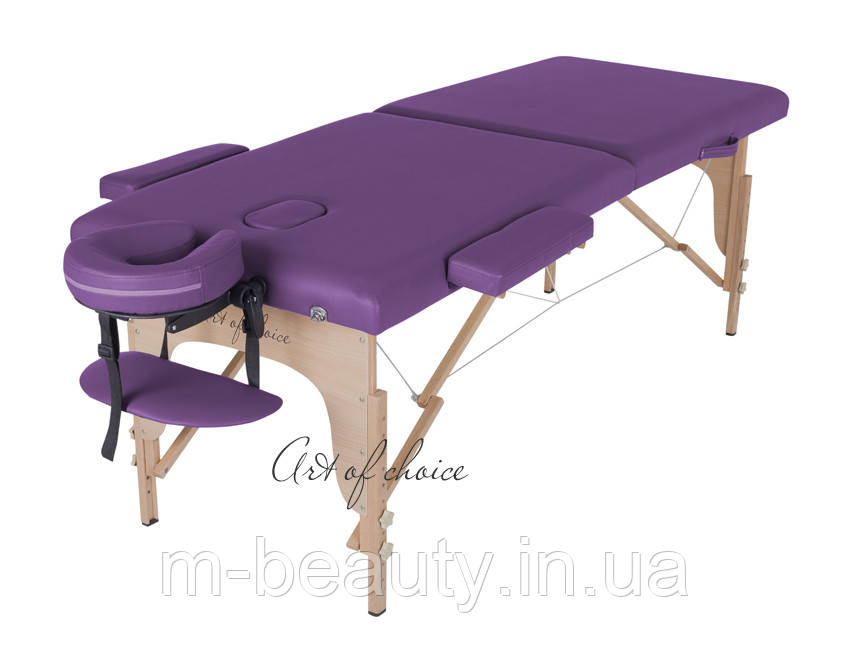 Складной массажный стол портативный - TEO