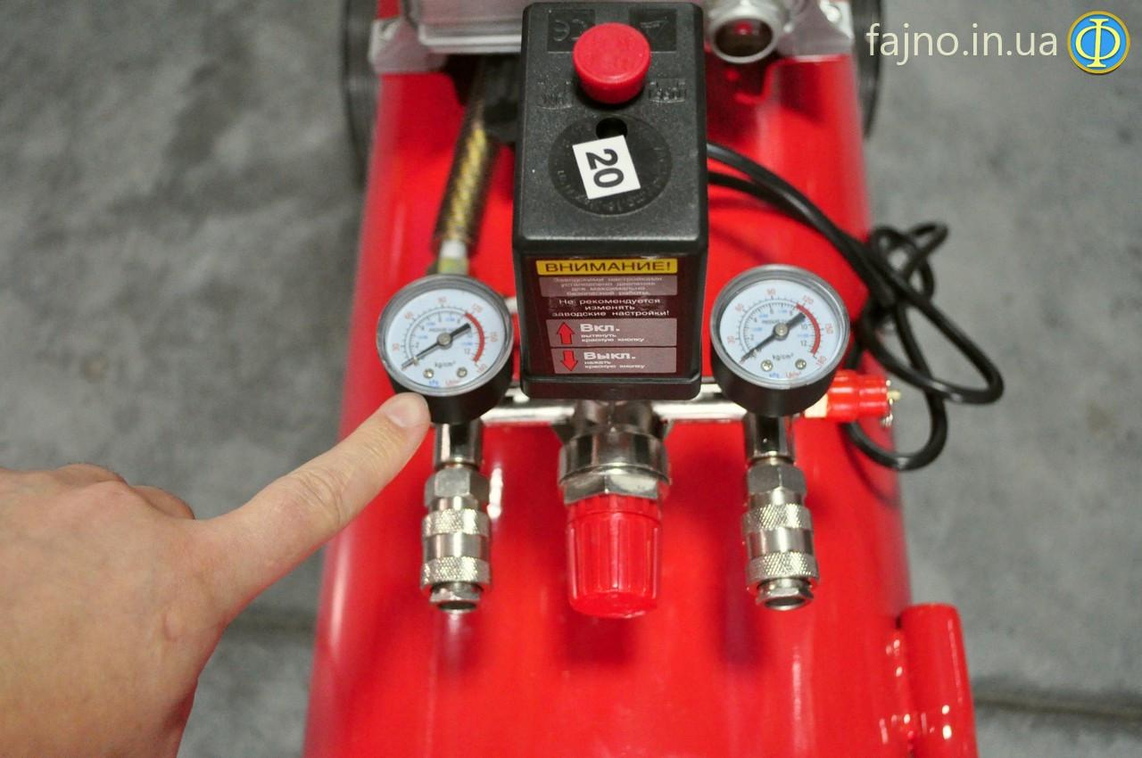 электрический поршневой компрессор Вулкан