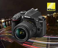 Цифровой фотоаппарат Nikon D3400 Kit, фото 1