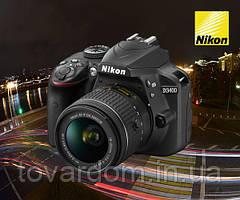 Цифровой фотоаппарат Nikon D3400 Kit