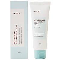 Крем с бета-глюканом IUNIK Beta Glucan Daily Moisture Cream