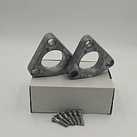 Проставки для увеличения клиренса Kia Ceed, Hyundai i30/ix35. Передние, фото 1