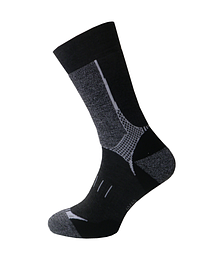 Спортивные треккинговые носки Sesto Senso Trekking Winter (original) с шерстью зимние теплые, термоноски