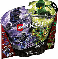 LEGO 70664 NINJAGO Ллойд майстер Спін-джитсу проти Гармадона 208 деталей (Спин-джитсу Ллойд против Гармадона)