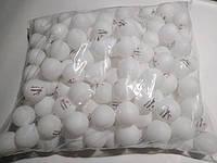 Мяч для настольного тенниса 150 штук в упаковке в кульке d=4 см