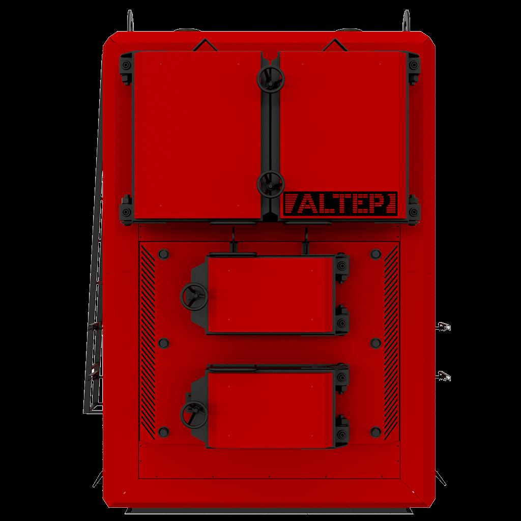 Промышленный котел на твердом топливе Альтеп Mega 600 квт