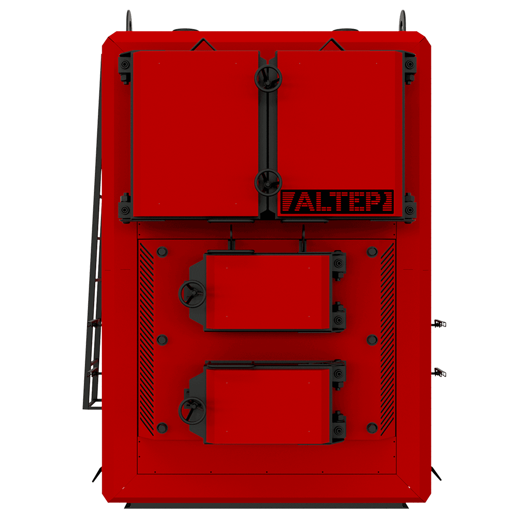 Промышленный котел на твердом топливе Альтеп Mega 1000 квт