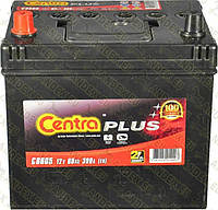 Аккумулятор Centra Plus 60AH/390A (CB605)