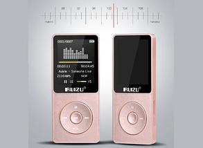 MP3 Плеер RuiZu X02 8Gb Original Розовый, фото 2