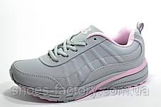 Женские кроссовки Bona, Gray\Pink (Бона), фото 2