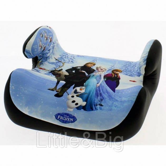 Детское автокресло бустер Lorelli Topo Comfort Disney Холодное Сердце 15-36 кг