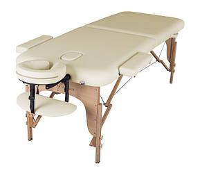 Складной  массажный стол 2 секции переносной - MIA, кушетка для массажа