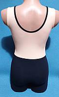 Купальник майка- шорты для гимнастики и хореографии
