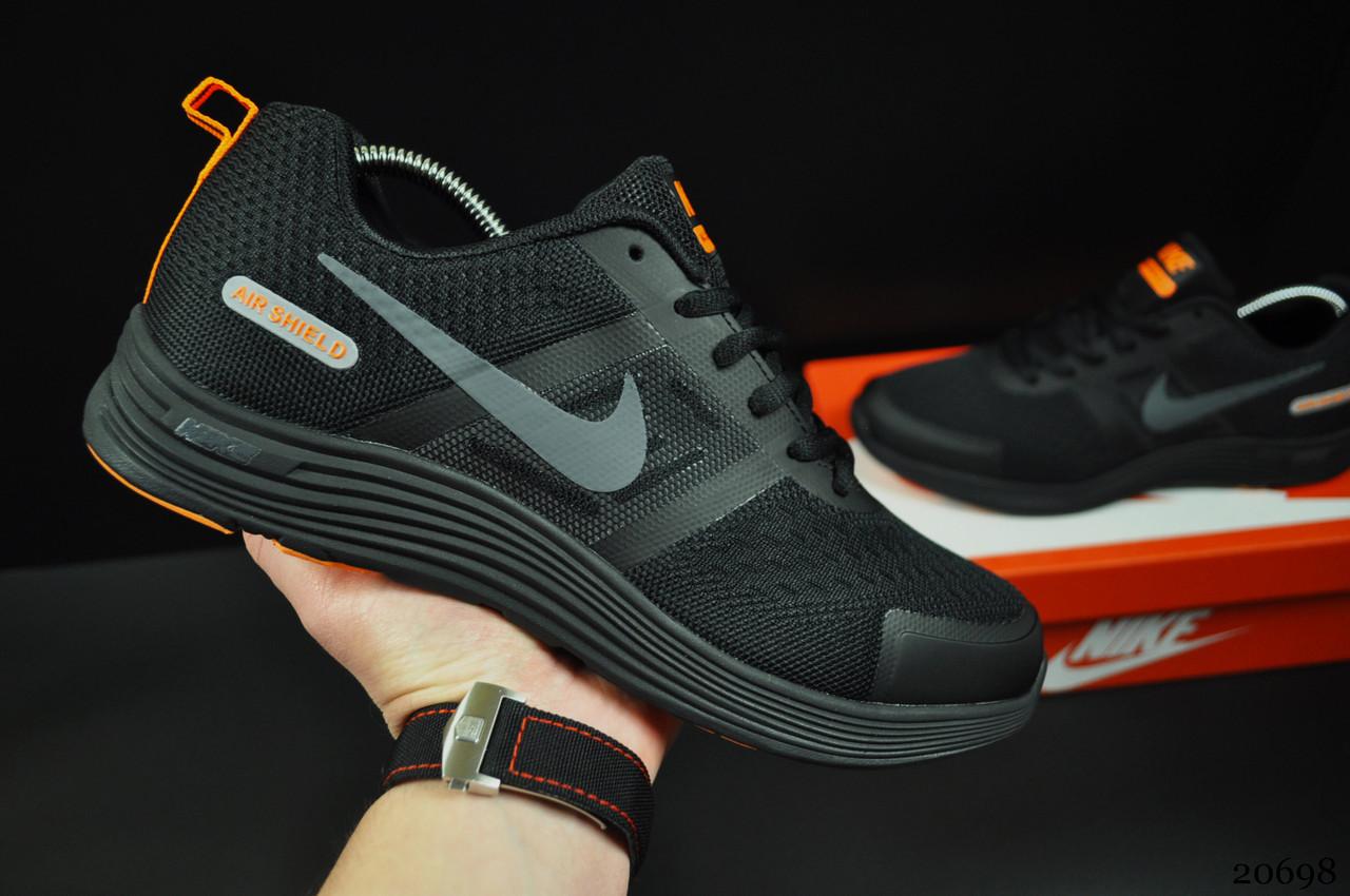 Кроссовки Nike Max Advantage 2 арт 20698 (найк, мужские, черные)