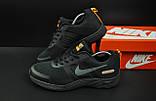 Кроссовки Nike Max Advantage 2 арт 20698 (найк, мужские, черные), фото 2