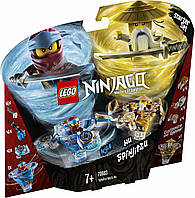 LEGO 70663 NINJAGO Нія та Ву: майстри Спін-джитсу 227 деталей (ЛЕГО Ния и Ву: мастера Кружитцу)