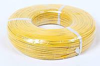 Провод силиконовый 16 AWG - 1,27 кв.мм(252х0,08)200 м