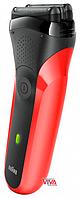 Электробритва Braun Series 3 300s Red, фото 1
