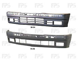 Бампер передний BMW 3 E36 (FPS). 51118132414
