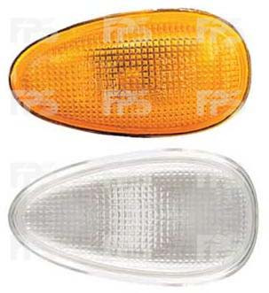 Покажчик повороту Daewoo Lanos 98- лівий = правий на крилі жовтий (FPS). 96272031