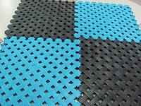 Покрытие для бассейнов Аква Степ 250х250х9мм, фото 1